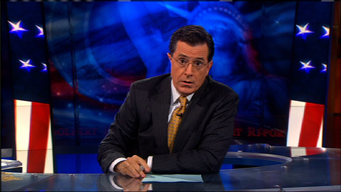Colbert Covers Washington